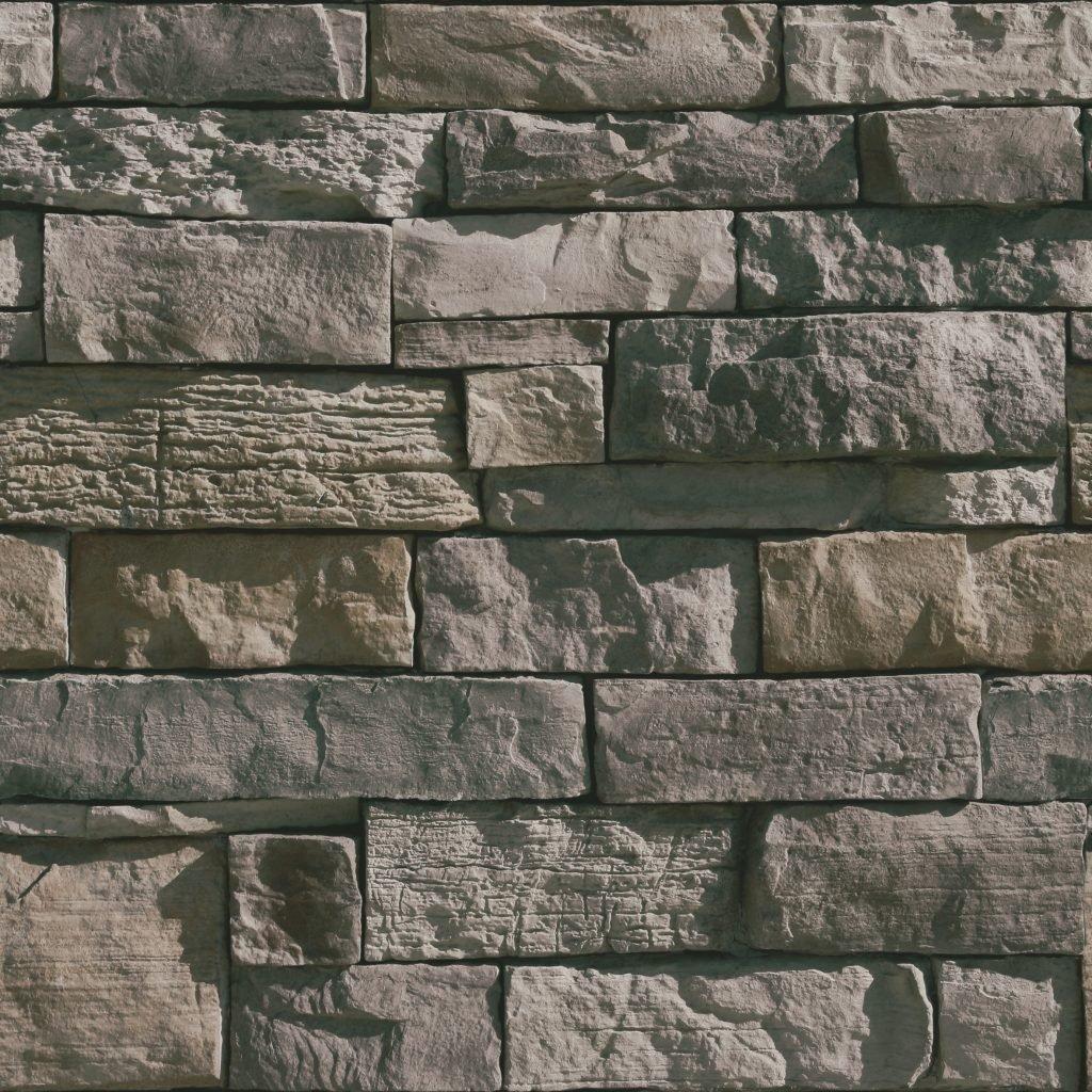 Pietra ricostruita collezione Milos grigio chiaro
